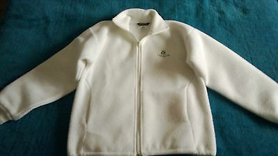 thomas taylor bowls ladies fleece small up to 42 inch chest very good condition