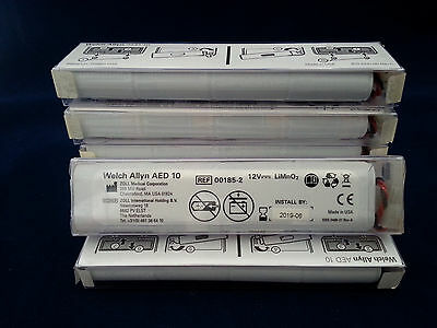 New Sealed OEM Genuine Battery for Welch Allyn AED 10