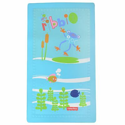 Fisher Price Temperature Change Baby / Child Bath Mat Froggy Friends