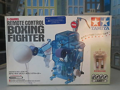 Tamiya Remote Controled Boxing Fighter Robot Model Kit