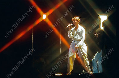 DAVID BOWIE in concert Wembley 1978 ~ 50 Rare PHOTOS! Low/Heroes not cd. *SALE!*