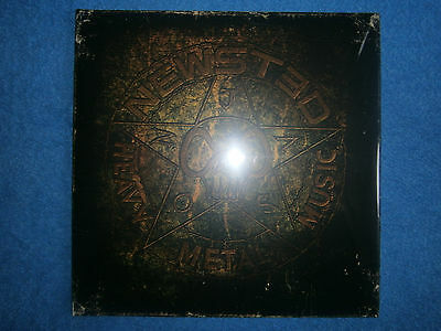 Newsted - Heavy Metal Music (2013) Gold 2LP NEW