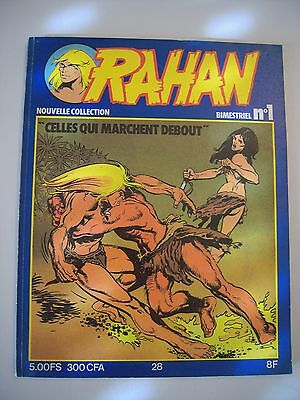 Rahan  1 Nouvelle Collection 1978