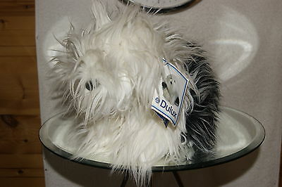Sensational Dulux Old English Sheep Dog Complete With Tags
