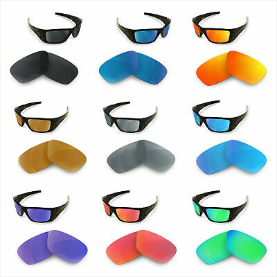 SURE Polarized Replacement Lenses for Oakley Fuel Cell ( Choose Color )