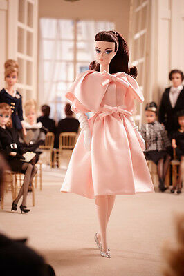 Blush Beauty Silkstone Barbie Doll BFC Exclusive - Mint with Shipper