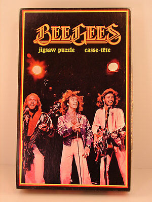 Bee Gees Jigsaw Puzzle - 1979