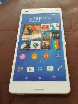 Dummy Sony Xperia Z3 Compact Handset- White