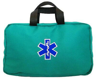 Green Paramedic Star of Life Grab Bag Ambulance St John Medic Doctor