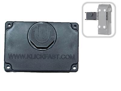 Belt Loop to Klick Fast Converter for Police Paramedic Ambulance Security Pcso