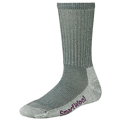 Smart Wool Women's Hike Light Cushion Socks (Grey)