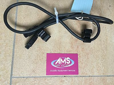 Invacare Spectra Plus & XTR2 Electric Wheelchair Bus Cable / Lead - 44in