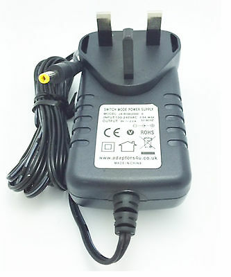 9V Alba DVD-293 DVD player Replacement Power Supply / Adaptor / Charger