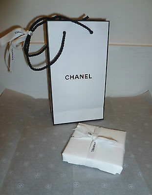 New Chanel Mirror Boxed Double Facettes Miroir Duo With Pouch Gift Wrapped & Bag