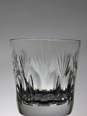 Beautiful Design Cut Glass Crystal Tumbler