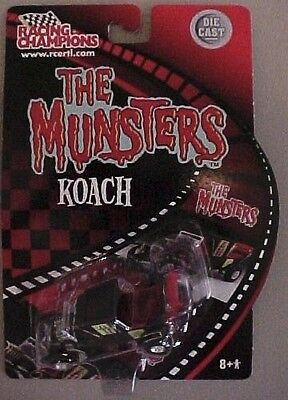 The Munsters Koach Die Cast Car. Free Delivery