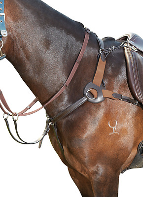 Kincade Leather 5 Point Breast Plate