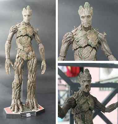 Groot Action Figure Model Guardians of the Galaxy 42cm PVC New Gift Novelty