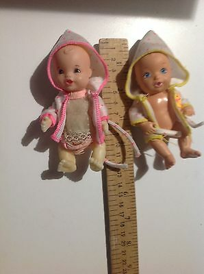Barbie doll baby doll lot