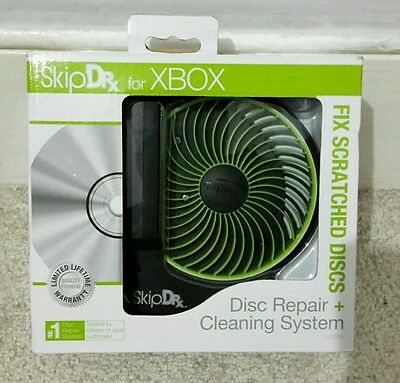 SkipDr Disc Repair And Cleaning System for XBOX