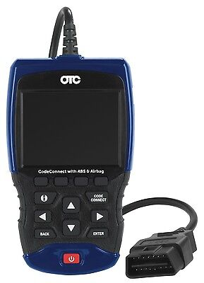 OBD2 Scan Tool - ABS, Air Bag and Code Connect OTC-3210 Brand New! FREE SHIP