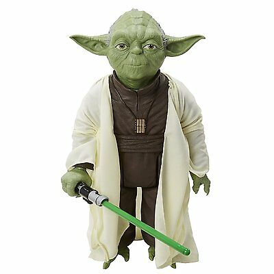 Star Wars 18-Inch Yoda Figure - New and Sealed