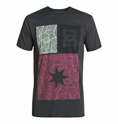 DC Shoes™ Ornate Short Sleeve - Camiseta con filtro - hombre - XS