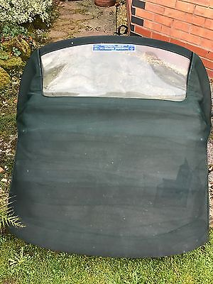 Mgf/tf Green Mk2 Hood Convertable Soft Top Roof