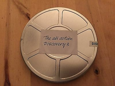 Unopened 2007 Land Rover Discovery 3 Launch Mailer Brochure In 'film Can'