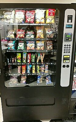 USI snack vending machine