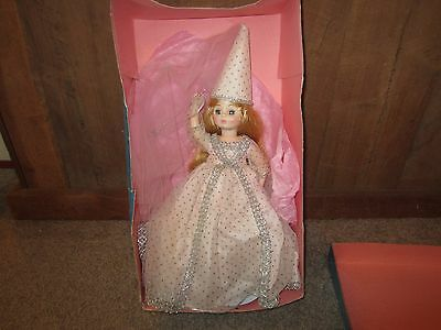 """Madame Alexander Fairy Godmother Doll 12"""" In Box"""