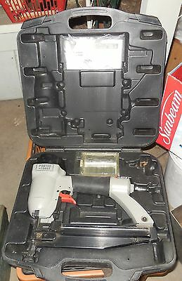 Porter Cable Fn250B Finish Nailer 16 Gauge Excellent Cond.