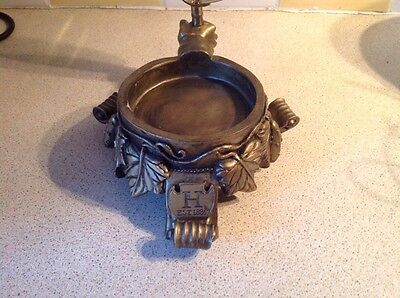 REDUCED Extremley Rare Hendricks ( Scotland )Gin Bottle Holder with Magnifier.