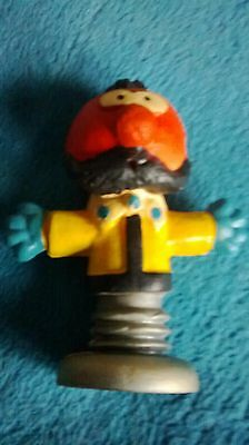 vintage magic roundabout zebedee bendy stretchy 7 inches tall VGC very very rare
