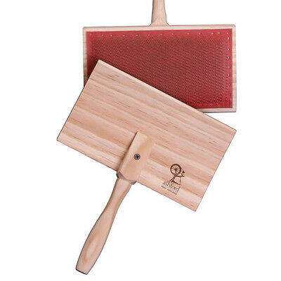 A pair of Classic 72pt Hand Carders by Ashford. Get them brand new at FibreHut