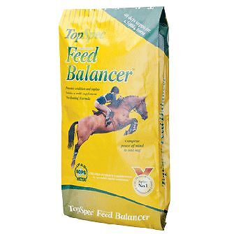 Topspec Comprehensive feed balancer, horse feed, supplement 20kg pickup/collect