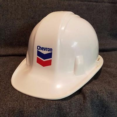 Chevron Hard Hat with Suspension Lining - North #410 - Safety Hat - Oil Gas