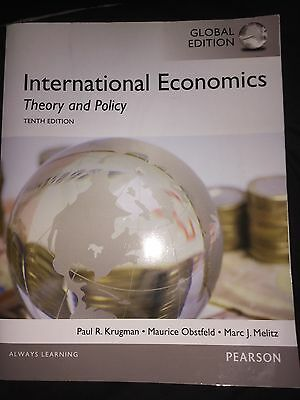 International Economics Theory and Policy 10th Edition Krugman