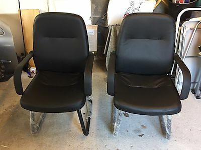 Office Chairs With Matching Swivel High Back Chair