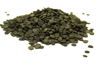 Tropical SPIRULINA CHIPS 36% for all freshwater&marine fish  Refill bag