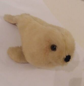 Soft Toy Seal