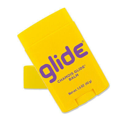 Chamois Glide Balm 42g Bodyglide for Cycling/Cyclists -Stops Saddle Sores