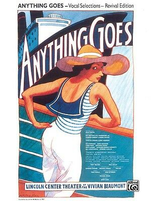 Anything Goes (Revival Edition) Vocal Selections Music Book
