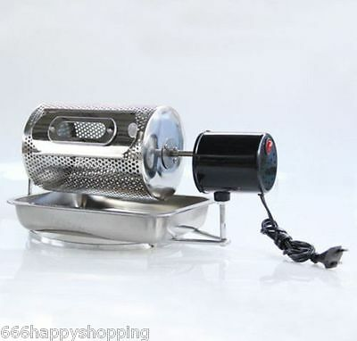 Coffee Roaster Machine Home Kitchen Tool Electric Stainless Steel Machine