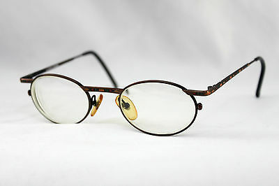 Vintage Carrera Aztec Pattern 4304 Made in Italy Glasses Frames 50 20 140