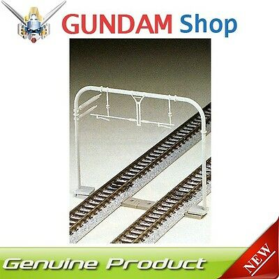 Tomix N Scale Overhead Wire Mast for Double Tracks Pipe Type Set of 24 30508 Jap