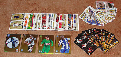 Fifa 365 French edition Lot of 135 stickers NEW (22 exclusive)