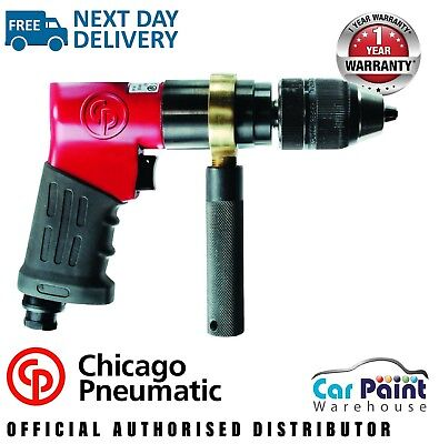 """Chicago Pneumatic CP9791 1/2"""" Pistol Grip Air Drill - FREE UK NEXT DAY DELIVERY"""