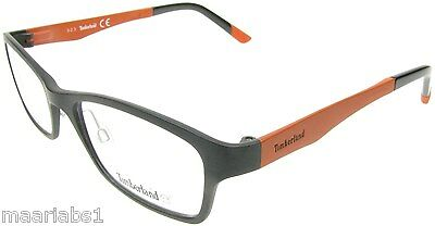 Authentic Timberland Matte Black Sport Eye Reading Glasses Spectacles Frames New
