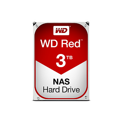 "Disque Dur Interne 3.5"" WD RED 3TO"